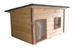 Lämpöeristetty koirankoppi rakennusohje